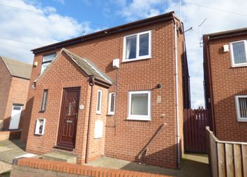 Thumbnail 2 bed terraced house to rent in Racca Green, Knottingley