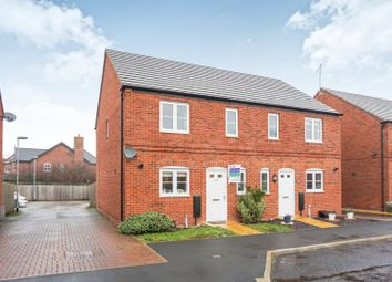Thumbnail 3 bed semi-detached house for sale in Kohima Crescent, Chester
