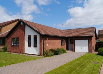 Thumbnail 3 bedroom detached bungalow for sale in Shrewsbury Close, Little Benton, Newcastle Upon Tyne