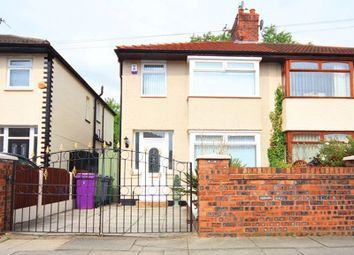 Thumbnail 3 bed semi-detached house for sale in Hildebrand Road, Anfield, Liverpool
