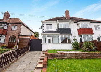 Thumbnail 3 bed semi-detached house for sale in Park Lane, Wednesbury