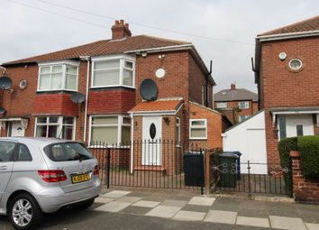 3 bed semi-detached house for sale in Clifton Road, Newcastle Upon Tyne NE4