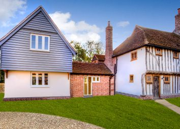 Thumbnail 3 bed cottage for sale in The Chase, Church Street, Henham, Bishop's Stortford