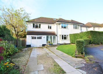 Thumbnail 4 bed semi-detached house for sale in Watling Knoll, Radlett