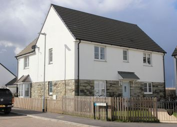 Thumbnail 5 bed detached house for sale in Figgy Road, Quintrell Downs, Newquay