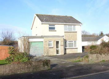 Thumbnail 4 bedroom detached house for sale in Heol Gollen, North Park Estate, Cardigan, Ceredigion