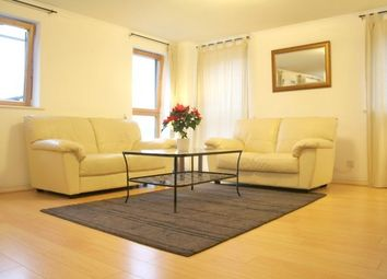Thumbnail 2 bed flat to rent in Meridian Place, South Quay