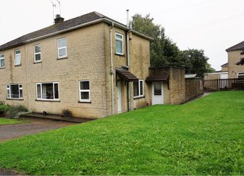 Thumbnail 3 bed semi-detached house for sale in Cranmore Place, Bath