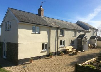 Thumbnail 4 bed property for sale in Ashwater, Beaworthy
