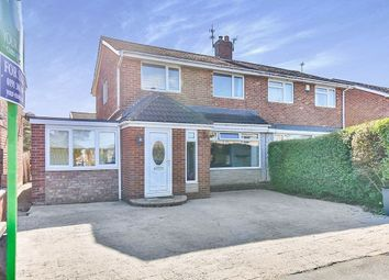 Thumbnail 4 bed semi-detached house for sale in Alnwick Road, Durham