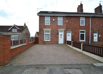 Thumbnail 3 bed end terrace house for sale in Barnsley Road, South Kirkby, Pontefract
