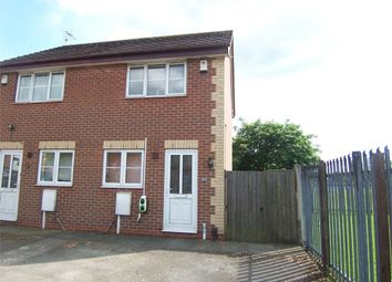 Thumbnail 1 bed semi-detached house to rent in New Street, Kirkby-In-Ashfield, Nottingham