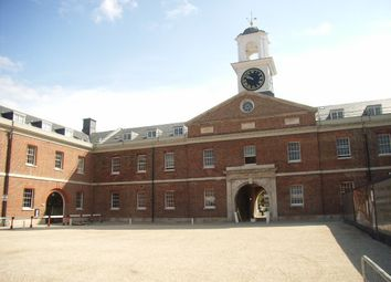 Thumbnail 1 bed flat to rent in Gunwharf Quays, Portsmouth