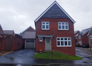Thumbnail 3 bed detached house for sale in Goshawk Rise, Penallta, Hengoed