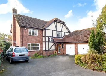 Thumbnail 4 bed detached house to rent in Bedfordshire Down, Warfield, Berkshire