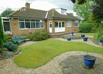 Thumbnail 4 bed detached bungalow for sale in Cuckoo Lane, Hatfield, Doncaster.