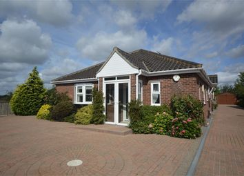 Thumbnail 4 bed detached bungalow for sale in Woodlands Court, Sparham, Norwich, Norfolk