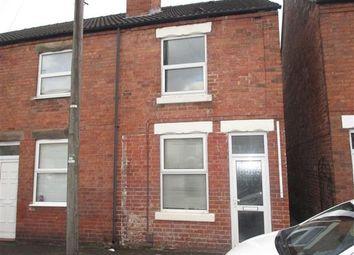 Thumbnail 2 bed terraced house for sale in Awsworth Lane, Ilkeston, Nottingham