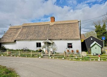 Thumbnail 3 bed cottage for sale in Honeydon, Bedford