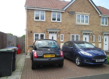 Thumbnail 2 bed semi-detached house to rent in Arkless Grove, The Grove, Consett