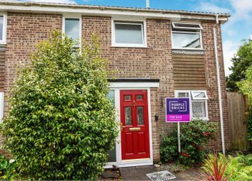 Thumbnail 4 bed end terrace house for sale in Lower Woodside, St Austell