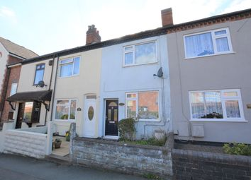 Thumbnail 2 bed terraced house for sale in Kettlebrook Road, Kettlebrook, Tamworth