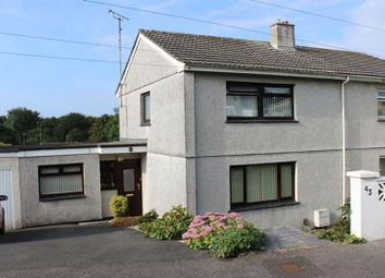 3 bed semi-detached house for sale in Roslyn Close, St. Austell PL25