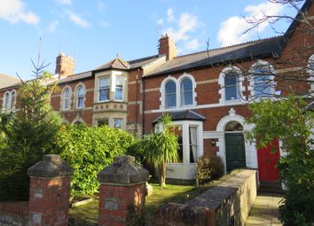 Thumbnail 4 bedroom terraced house for sale in Church Avenue, Penarth