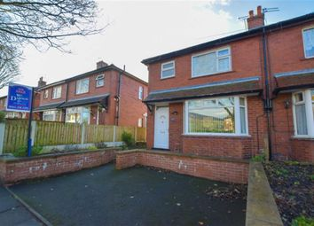 Thumbnail 3 bed semi-detached house for sale in Brushes Road, Stalybridge