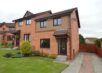 Thumbnail 3 bed semi-detached house for sale in Seafield Crescent, Blackwood, Glasgow
