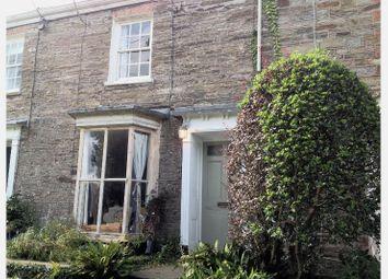 Thumbnail 2 bedroom terraced house for sale in Whiterock Terrace, Wadebridge