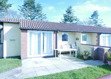 Thumbnail 2 bed property for sale in Spanish Villas, Penstowe Holiday Park