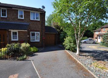 Thumbnail 2 bed semi-detached house for sale in Ashridge Gardens, Kingsteignton, Newton Abbot