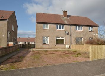 Thumbnail 4 bedroom semi-detached house for sale in Scotstoun Road, Cowie, Stirling