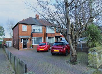 Thumbnail 3 bed semi-detached house for sale in Wickersley Road, Rotherham