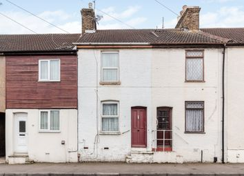 Thumbnail 2 bedroom terraced house for sale in Station Road, Gillingham, Medway