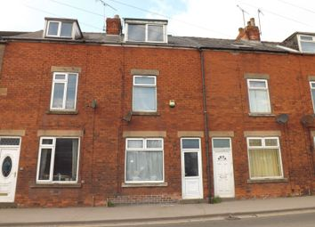 Thumbnail 3 bed terraced house for sale in North Road, Clowne, Chesterfield