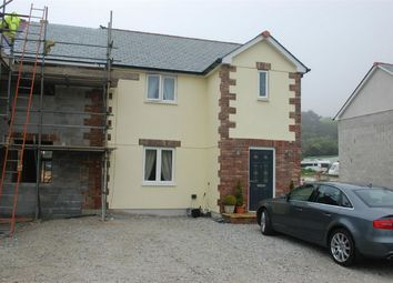 Thumbnail 3 bed semi-detached house for sale in Plot 6 Wheal Rose, Roche Road, Bugle, Cornwall