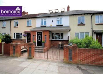 Thumbnail 4 bed terraced house for sale in Bransbury Road, Southsea