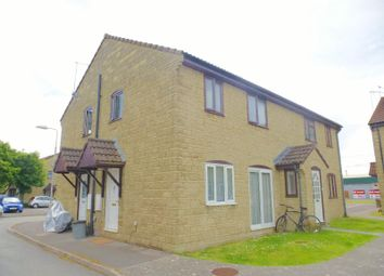 Thumbnail 1 bed flat to rent in Meadowcroft, New Road, Gillingham