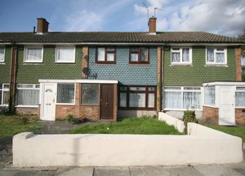 Thumbnail 3 bedroom terraced house to rent in Shepherds Close, Chadwell Heath, Romford