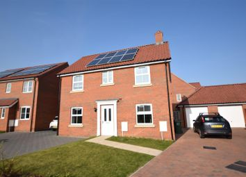 Thumbnail 4 bed property for sale in Brundall, Norwich