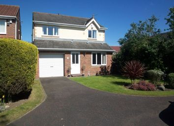 Thumbnail 3 bed detached house for sale in Fonteyn Place, Northburn, Cramlington