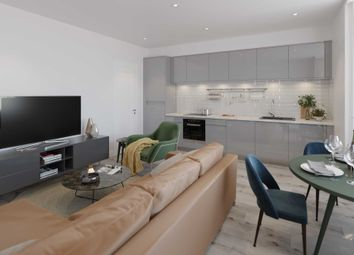 Thumbnail 1 bed flat for sale in Aristo House, Lodge Road, Croydon
