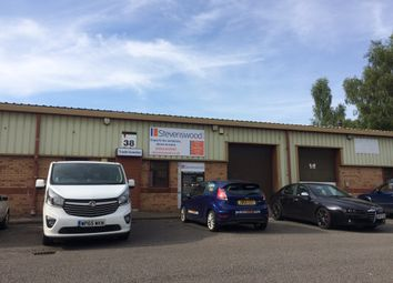 Thumbnail Industrial to let in Unit 38, Aberaman Industrial Estate, Aberaman, Aberdare CF44, Aberdare,