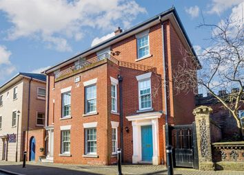 Thumbnail 4 bed town house for sale in Bridewell Lane, Bury St. Edmunds