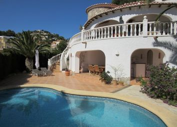 Thumbnail 3 bed villa for sale in El Portet, Moraira, Spain