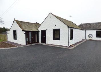 Thumbnail 1 bedroom semi-detached bungalow for sale in 1 Dinwoodie Courtyard, Johnstonebridge, Lockerbie, Dumfries And Galloway