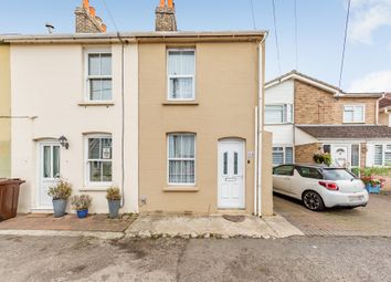 Thumbnail 2 bed end terrace house for sale in Castle Street, Upnor, Rochester