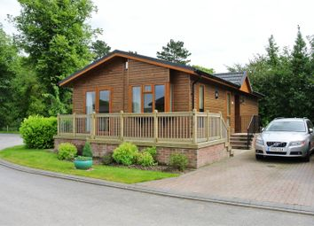 Thumbnail 2 bed mobile/park home for sale in Mill Garth Park, Acaster Malbis, York